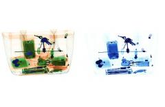 Смена работы фильтров псевдоцветного отображения и фильтра отслаивания неорганических материалов