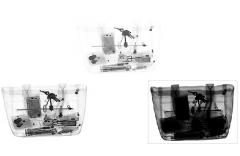 Работа фильтра ручной гамма-коррекции (значения коэффициента гамма-коррекции «+45», «0», «-45»)