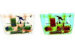 Смена работы фильтров псевдоцветного отображения и псевдоокрашивания (палитра OCS)